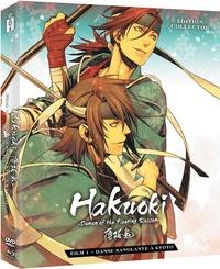 Osamu Yamasaki - Hakuoki - Film 1, Danse sanglante à Kyoto. Avec 1 Blu-ray. 1 DVD