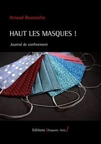 Editions Emporte-voix - Haut les masques ! - Journal de confinement.