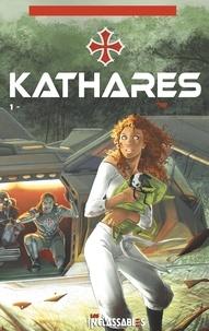 Sébastien Acacia - KATHARES 1 : Kathares - Fuir.