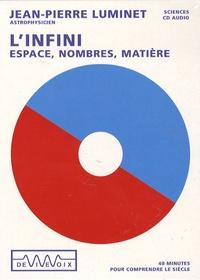 Linfini - Espace, nombres, matière, CD audio.pdf