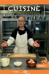 Anonyme - La cuisine des monasteres - saison 1 - dvd.