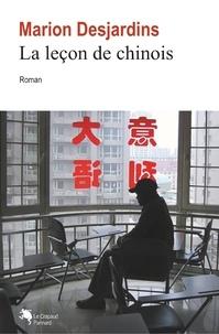 Marion Desjardins - La leçon de chinois.