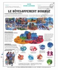 Deyrolle pour l'avenir - Le développement durable - Planche 66x80.
