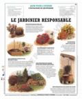 Deyrolle pour l'avenir - Le jardinier responsable - Poster 50x60.