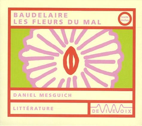 Les Fleurs du Mal  avec 1 CD audio