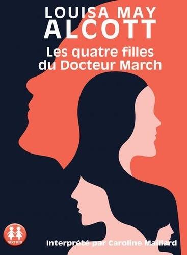 Les quatre filles du Docteur March  avec 1 CD audio MP3