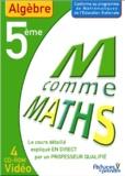 Nicole Beltzung et Olivier Malinaud - Maths Algèbre 5e - CD-ROM.