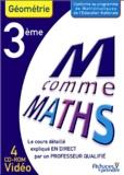 Nicole Beltzung et Olivier Malinaud - Maths Géométrie 3e - CD-ROM.