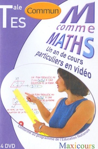 Homework - M comme Maths Tle ES commun - 4 DVD.