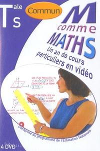 Homework - M comme Maths Tle S commun - 4 DVD.