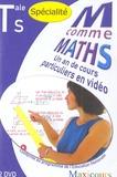 Homework - M comme Maths Tle S spécialité - 2 DVD.