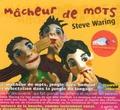 Steve Waring - Mâcheur de mots - CD audio.