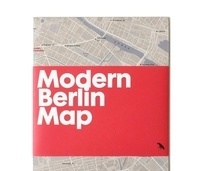 Tempest Matthew - Modern berlin map.