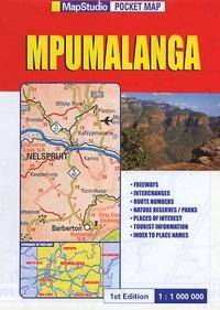 MapStudio - Mpumalanga - 1/1 000 000.