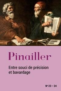 Eric c. w. Krabbe et Emmanuel Bloch - Pinailler - Entre souci de précision et bavardage.