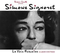Jean Cocteau - Simone signoret dit la voix humaine.