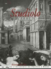 Richard Peduzzi et Olivier Bonfait - Studiolo N° 3, 2005 : .