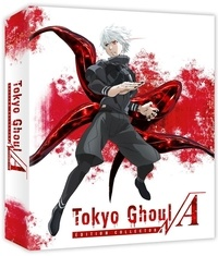 A PRECISER - Tokyo Ghoul. Intégrale saison 2, Edition collector, avec 2 BLU-RAY