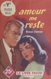A. Prele - Ton amour me reste.
