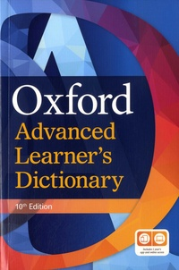 A S Hornby - Oxford Advanced Learner's Dictionary.
