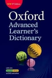 A-S Hornby et Margaret Deuter - Oxford Advanced Learner's Dictionary. 1 DVD