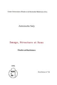 A Saly - Image, structure et sens.