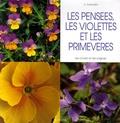 A Tantardini - Les pensées, les violettes et les primevères.