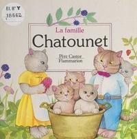 A. Telier et Marie-Anne Didierjean - La famille Chatounet.
