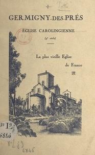 A. Totti - Germigny-des-Prés, église carolingienne (9e siècle) - La plus vieille église de France.