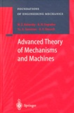 A-V Slousch et M-Z Kolovsky - Advanced Theory of Mechanisms and Machines.