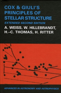 A Weiss et Wolfgang Hillebrandt - Cox & Giuli's Principles of Stellar Structure.