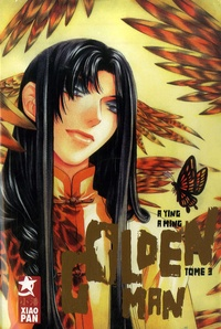 A Ying - Golden Man Tome 3 : .