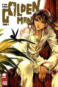 A Ying et  A Ming - Golden Man Tome 4 : .