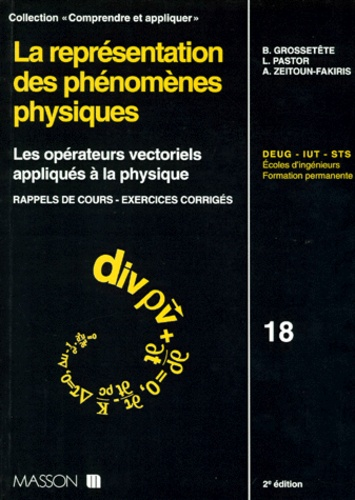 A Zeitoun-Fakiris et B Grossetête - .