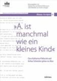 """""""A. ist manchmal wie ein kleines Kind"""" - Clara Katharina Pollaczek und Arthur Schnitzler gehen ins Kino. Unter Mitarbeit von Daniel Schopper."""