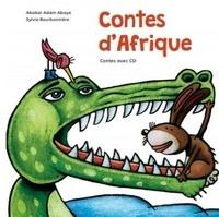 Abakar Adam Abaye et Sylvie Bourbonnière - Contes d'Afrique. 1 CD audio