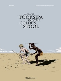 Galabria.be Tooksipa and the Golden Stool - An Ethno-Tale Image