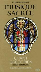 Abbaye de Solesmes - Chant grégorien - Le chant des monastères. 2 CD audio