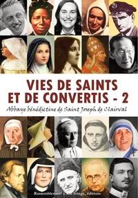 Deedr.fr Vies de saints et de convertis - Tome 2 Image