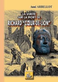 La vérité sur la mort de Richard Coeur-de-Lion.pdf