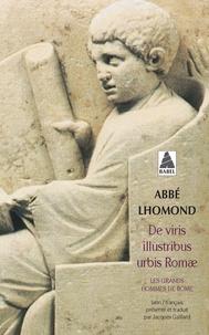Ebooks portugais téléchargement gratuit De viris. Les grands hommes de Rome par Abbé Lhomond PDB 9782742736447