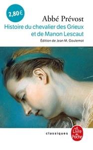Galabria.be Histoire du chevalier des Grieux et de Manon Lescaut Image