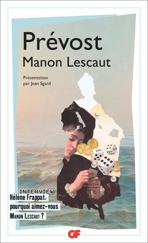 Manon Lescaut - Abbé Prévost - Format PDF - 9782081429741 - 2,49 €