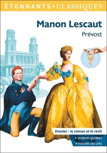 Manon Lescaut - Abbé Prévost - Format ePub - 9782081476059 - 2,49 €