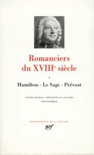 Abbé Prévost et  Le Sage - .