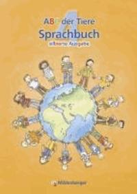 ABC der Tiere 4 - Sprachbuch, silbierte Ausgabe - 4. Schuljahr.