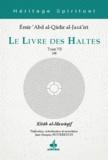 Abd al-Qâdir al-Jazâ'iri - Le livre des haltes - Tome 7, Halte 248.