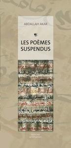 Les poèmes suspendus - Peintures et calligraphies.pdf