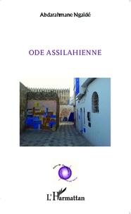 Abdarahmane Ngaïdé - Ode Assilahienne.