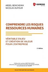 Comprendre les risques ressources humaines- Véritable enjeu et création de valeur pour l'entreprise - Abdel Bencheikh pdf epub